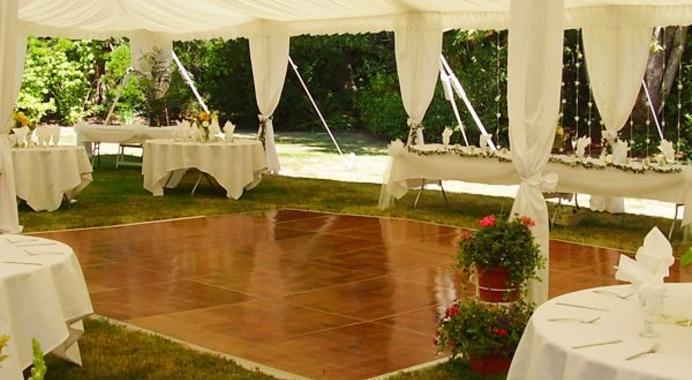 Rent A Dance Floor from Party Solutions | Corona & Riverside